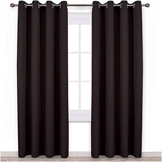 NICETOWN Bedroom Blackout Curtains and Drapes