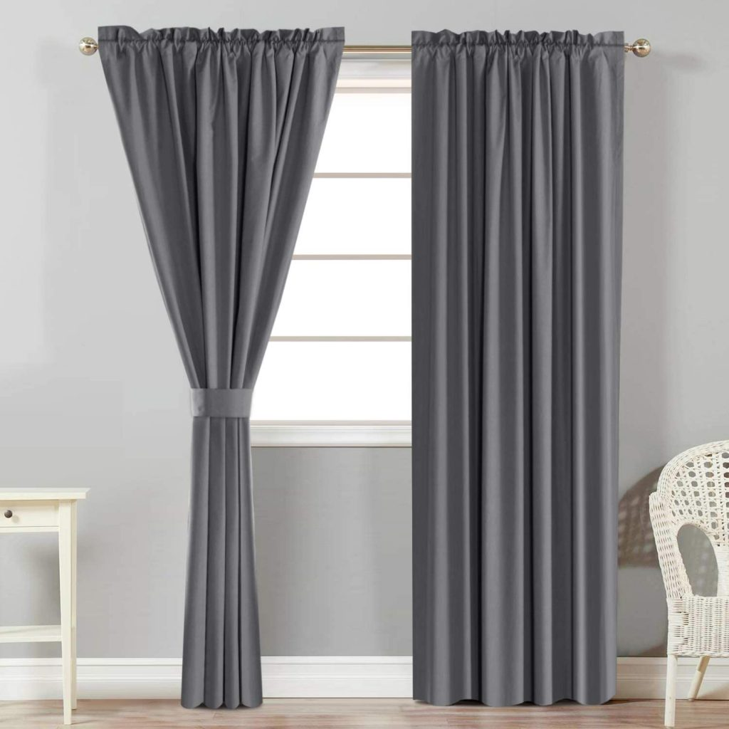 Flamingo P Blackout Curtains - Blackout Curtains for Bedroom
