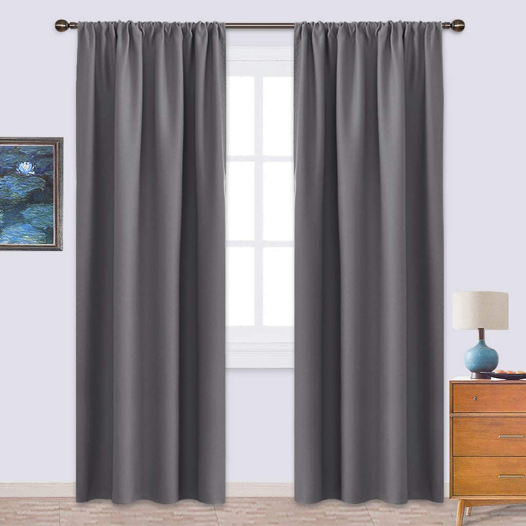 NICETOWN Blackout Curtains 84 for Office
